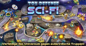 """Tower Defense satt: alle vier Teile der """"Toy Defense""""-Reihe reduziert"""