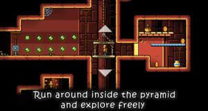 """""""Traps n' Gemstones"""" neu von Donut Games: erkunde eine riesige Pyramide"""