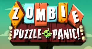 """F2P-Match-3-Puzzle """"Zombie Puzzle Panic"""": Noodlecake schickt dich auf Zombiejagd"""