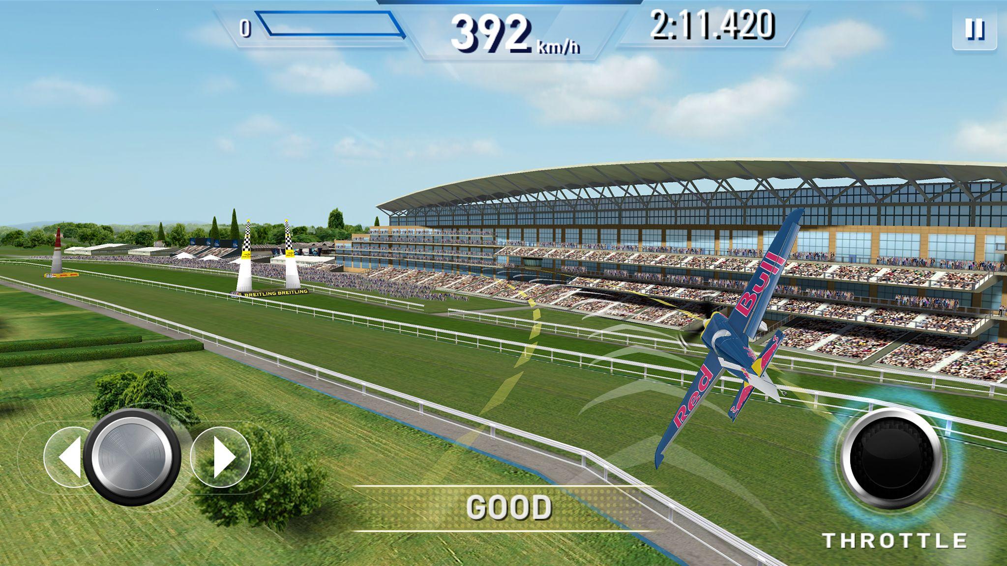 Red Bull Air Race Screenshot