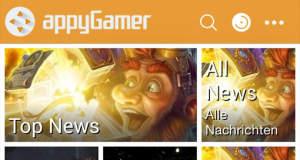 """In eigener Sache: unseren News-Feed bei feedly abonnieren & jetzt auch bei """"Appy Gamer"""""""