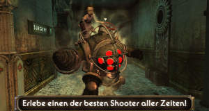 "Heute erschienen: ""Bioshock"", ""Back to Bed"", ""Madden NFL Mobile"", ""Tiny Tower Vegas""uvm."