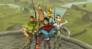 Bowmaster 2: neues Bogenschießen-Spiel kann kostenlos ausprobiert werden