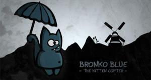 """""""Bronko Blue"""" von deutschem Indie-Entwickler neu im AppStore: fliegend durch die Jahreszeiten"""