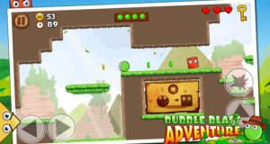 Bubble Blast Adventure: ein Jump & Run mit Zusatz