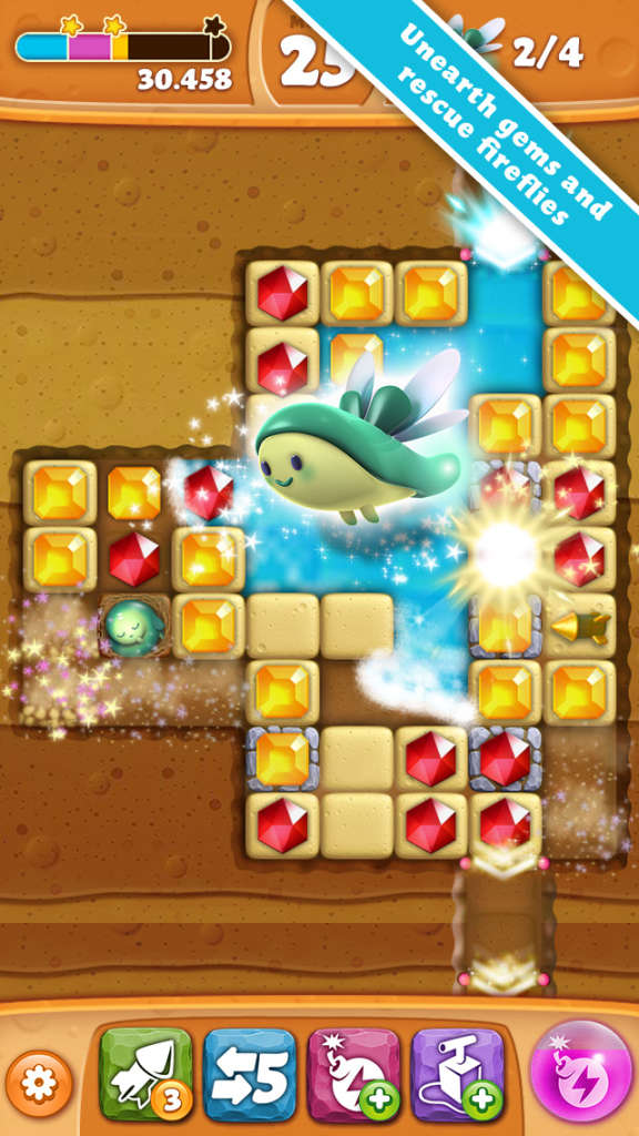 diamond-digger-saga-iphone-ipad-preview-2