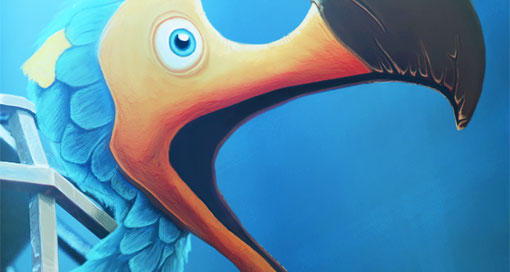"""Plattformer """"Dodo Master Pocket"""" für iPhone heute kostenlos"""