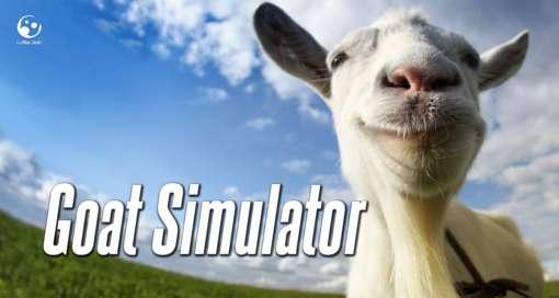 """""""Goat Simulator"""" dank Gutschein-Code kostenlos laden"""
