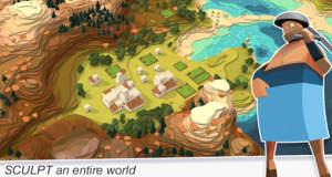 """Gott spielen: """"Godus"""" von Peter Molyneux weltweit im AppStore erschienen"""