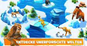 "Heute erschienen: ""Ice Age Adentures"", ""Dragon Quest IV"", ""Jacob Jones Episode 2"", ""Rules!"" uvm."