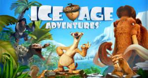 """""""Ice Age Adventures"""" neu im AppStore: das Abenteuer von Sid, Manny, Diego & Co geht weiter"""