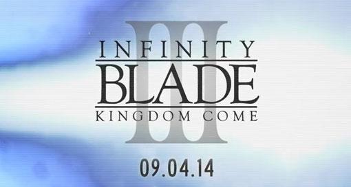 infinity-blade-III-kingdom-come-ankuendigung