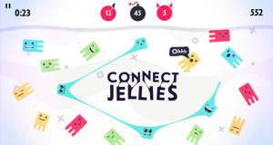 """Kunterbuntes & hektisches Casual-Game """"Jellies!"""" erstmals kostenlos"""