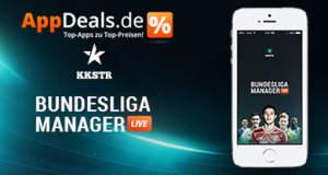 """Hinrunden-Ticket für """"KKSTR Bundesliga Manager LIVE"""" im Wert von 7,99€ geschenkt"""