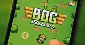 """Ist """"Swing Copters"""" ein Klon von """"Bog Racer""""?"""
