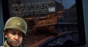 "Strategiespiel ""Panzer Tactics HD"" erneut reduziert & Update behebt ein paar Bugs"