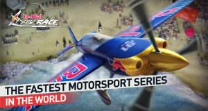 """""""Red Bull Air Race Das Spiel"""" im Landeanflug auf den AppStore"""