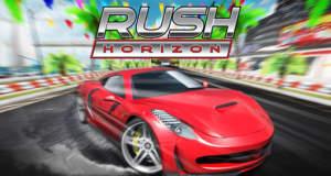 """Neuer Endless-Racer """"Rush Horizon"""" ist in den AppStore gerast"""