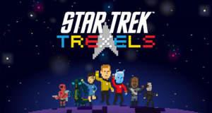 """""""Star Trek Trexels"""" kostenlos laden & mit großem Update"""