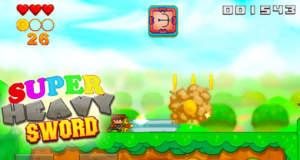 Super Heavy Sword: Jump'n'Run-Nachfolger kann erneut überzeugen