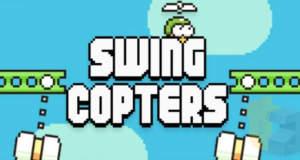 """Swing Copters: neues Spiel des """"Flappy Bird""""-Entwicklers erscheint Donnerstag"""