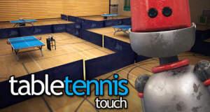 Table Tennis Touch: das beste Tischtennis-Spiel im AppStore wieder nur 99 Cent