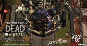 The Walking Dead Pinball: entscheidungsbasiertes Adventure-Pinball flippert nun durch den AppStore