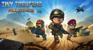 """Tiny Troopers: Alliances"" von Chillingo: neuer ""Clash of Clans""-Klon mit den Miniatursoldaten"