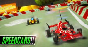 Touch Racing 2: Miniatur-Racer mit ungewöhnlicher Touch-Steuerung