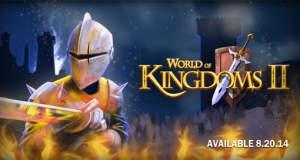 """Erbaue dein eigenes Mittelalter-Königreich im neuen """"World of Kingdoms 2"""""""