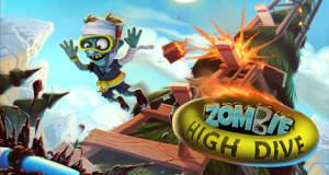 """""""Zombie High Dive"""" neu von Chillingo: nach der Kür kommt die Kacke"""