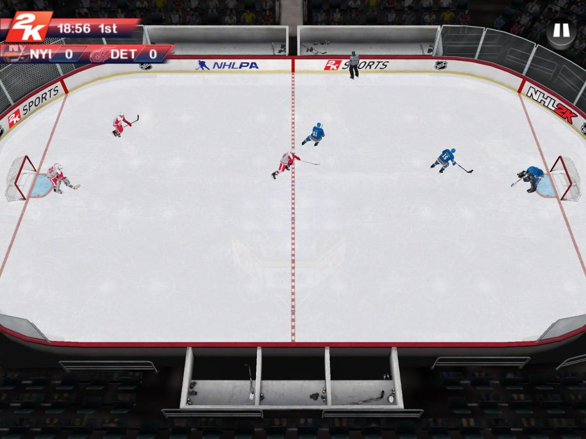 NHL 2K_Mini Rink