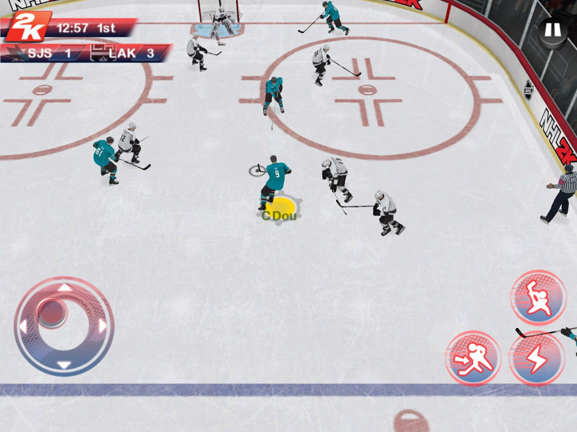 NHL 2K_My Career