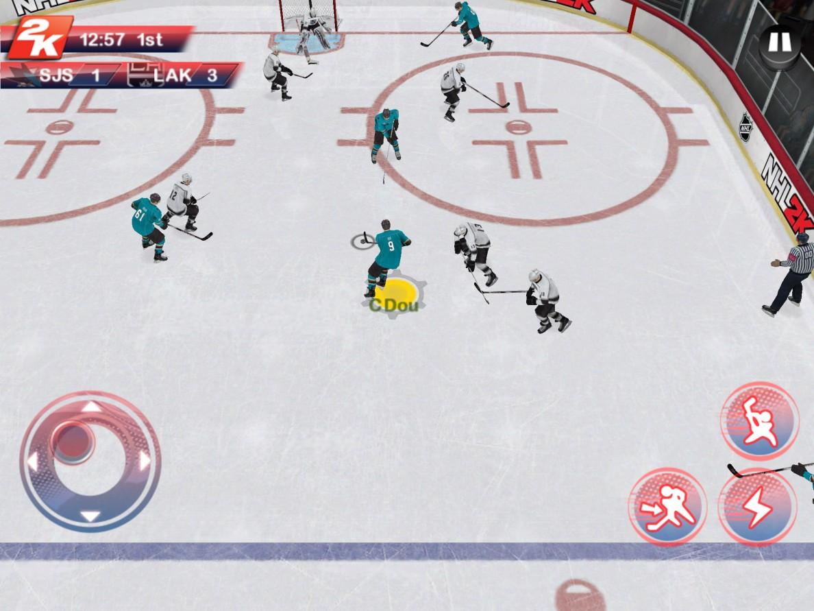 NHL 2K_My Career