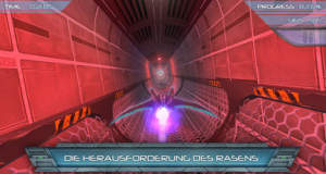 "Rasanter Tunnel-Racer ""Air Race Speed"" fliegt von 3DS auf iOS"