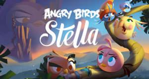 Angry Birds Stella: iOS-Klassiker im pinken F2P-Gewandt & punktuellen Neuerungen