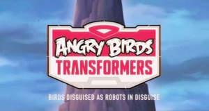 """Angry Birds Transformers"" kommt Mitte Oktober in den AppStore"