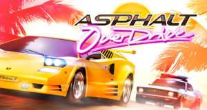 Asphalt Overdrive: Gamelofts neues Spin-Off der beliebten Rennspiel-Reihe