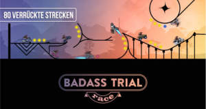 "Badass Trial Race Free Ride: neuer Trail-Racer des ""Sky Tourist""-Entwicklers"