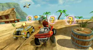 Beach Buggy Racing: solider Fun-Racer mit F2P-Timern