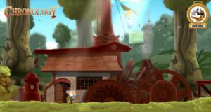 """Grandioses Puzzle-Plattform-Adventure """"Chronology: Die Zeit verändert alles"""" lädt euch auf eine Zeitreise ein"""