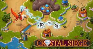 """""""Crystal Siege"""" erstmals reduziert & in Kürze Universal-App"""