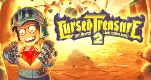 "Tower-Defense-Spiel ""Cursed Treasure 2"" aktuell gratis & 3 neue Level"