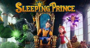 Der schlafende Prinz: wunderschöner Ragdoll-Puzzle-Platformer mit einer königlichen Schnarchnase