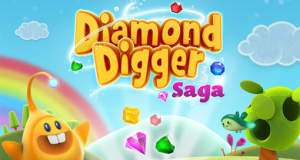 Diamond Digger Saga: Kings neues F2P-Puzzle