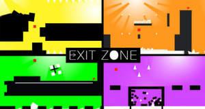 """Neuer Puzzle-Plattformer """"Exit Zone – The Alpha Matrix"""": gestern erschienen, heute bereits kostenlos"""