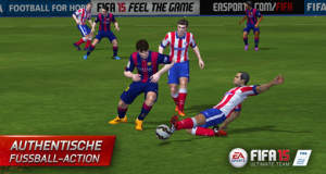 """Anpfiff: """"FIFA 15 Ultimate Team"""" jetzt im AppStore erhältlich"""