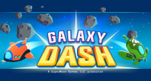Galaxy Dash: Endless-Runner in den Weiten des Alls