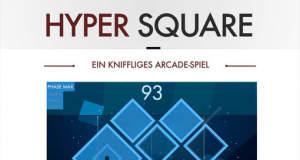 """Reaktionsspiel """"Hyper Square"""" zum halben Preis laden"""
