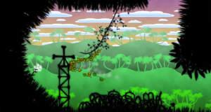 Leaf on the Wind: ein Haufen Blätter vom Winde verweht…